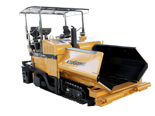 CLG509A-摊铺机