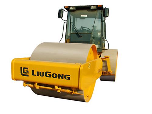 CLG6321-静碾三钢轮压路