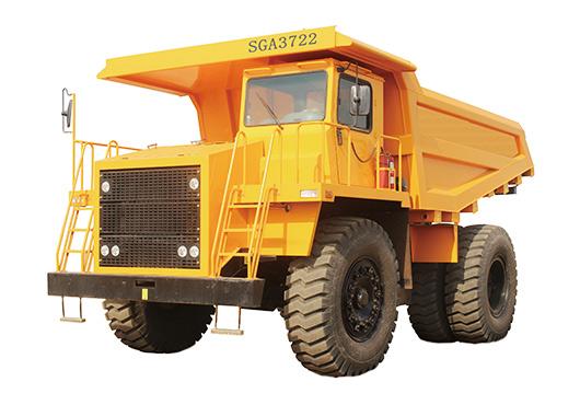 SGA3722矿用自卸车