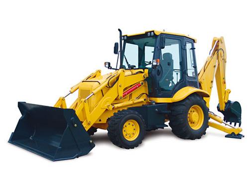 CLG766-挖掘装载机
