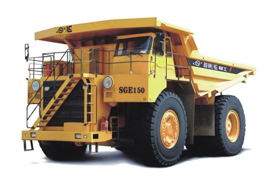 SGE150直流电动轮矿用自