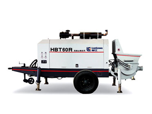 HBT60R-混凝土运输泵